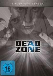 Dead Zone Season 3, 3 DVDs