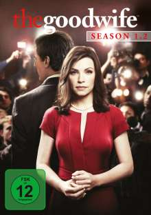 The Good Wife Season 1 Box 2, 3 DVDs