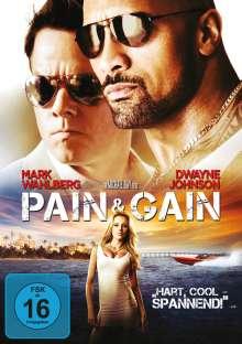 Pain & Gain, DVD