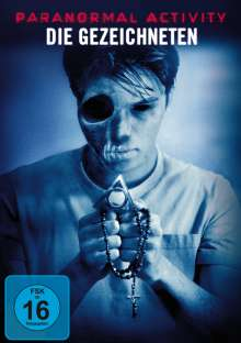 Paranormal Activity - Die Gezeichneten, DVD