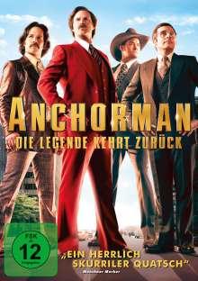 Anchorman - Die Legende kehrt zurück, DVD