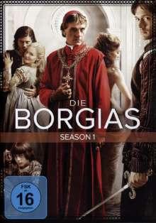 Die Borgias Season  1, 3 DVDs