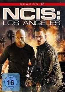Navy CIS: Los Angeles Season 1 Box 1, 3 DVDs