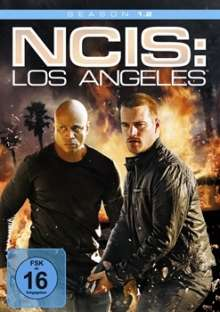 Navy CIS: Los Angeles Season 1 Box 2, 3 DVDs