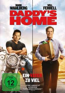 Daddy's Home, DVD