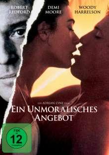 Ein unmoralisches Angebot, DVD