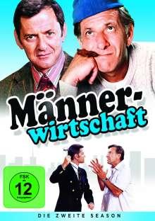 Männerwirtschaft Season 2, 4 DVDs