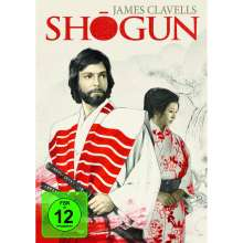 Shogun, 5 DVDs