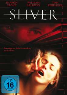 Sliver, DVD