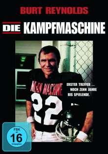 Die Kampfmaschine, DVD