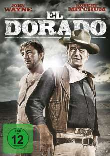 El Dorado (1966), DVD