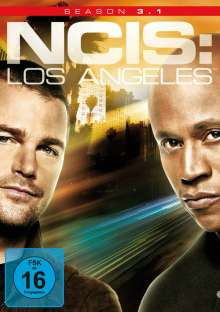 Navy CIS: Los Angeles Season 3 Box 1, 3 DVDs