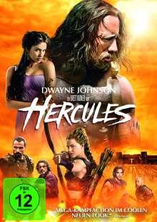 Hercules (2014), DVD