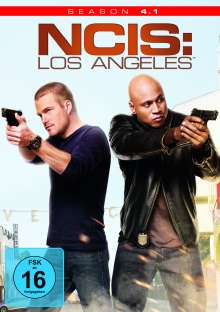 Navy CIS: Los Angeles Season 4 Box 1, 3 DVDs