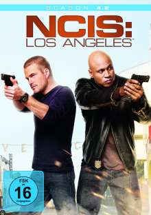 Navy CIS: Los Angeles Season 4 Box 2, 3 DVDs