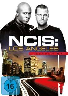 Navy CIS: Los Angeles Season 5 Box 1, 3 DVDs