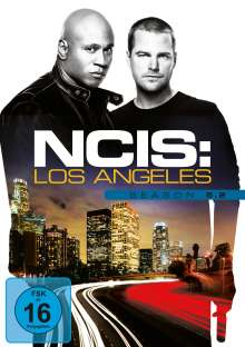 Navy CIS: Los Angeles Season 5 Box 2, 3 DVDs