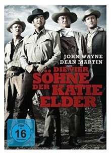 Die vier Söhne der Katie Elder, DVD