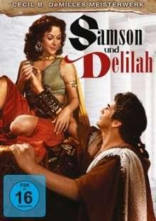 Samson und Delilah (1949), DVD