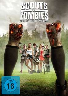 Scouts vs. Zombies, DVD