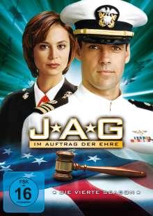 J.A.G. - Im Auftrag der Ehre Season 4, 6 DVDs