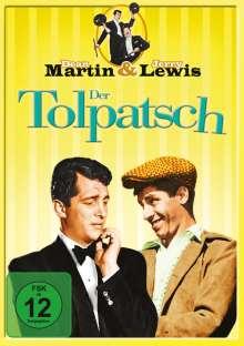 Der Tolpatsch, DVD