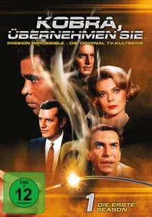 Kobra, übernehmen Sie Season 1, 7 DVDs