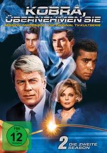 Kobra, übernehmen Sie Season 2, 7 DVDs