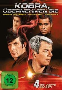 Kobra, übernehmen Sie Season 4, 7 DVDs