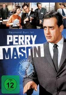 Perry Mason Season 1, 10 DVDs