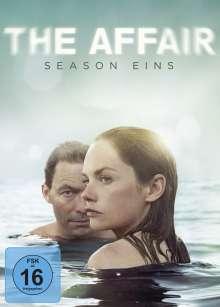 The Affair Season 1, 4 DVDs