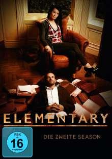 Elementary Season 2, 6 DVDs