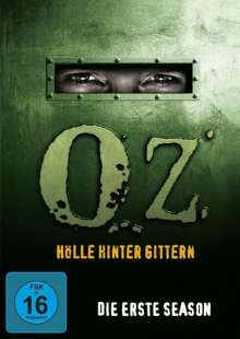 Oz - Hölle hinter Gittern Season 1, 3 DVDs