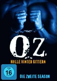 Oz - Hölle hinter Gittern Season 2, 3 DVDs