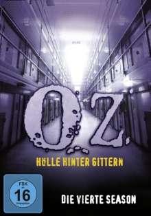 Oz - Hölle hinter Gittern Season 4, 6 DVDs