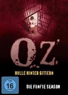 Oz - Hölle hinter Gittern Season 5, 3 DVDs