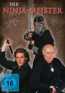 Der Ninja Meister, 4 DVDs