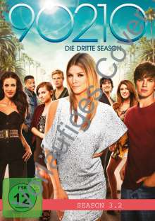 90210 Season 3 Box 2, 3 DVDs
