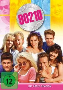 Beverly Hills 90210 Season 1, 6 DVDs