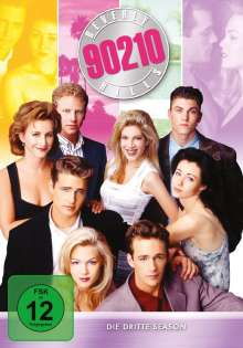 Beverly Hills 90210 Season 3, 8 DVDs