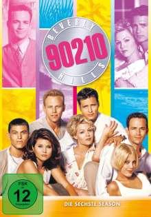 Beverly Hills 90210 Season 6, 7 DVDs