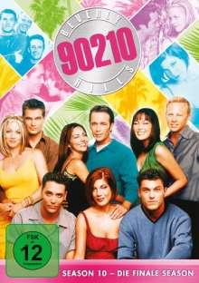 Beverly Hills 90210 Season 10 (finale Staffel), 6 DVDs