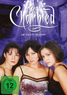 Charmed Season 1, 6 DVDs