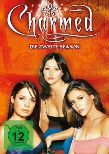 Charmed Season 2, 6 DVDs