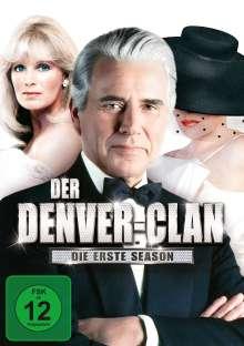Der Denver-Clan Season 1, 4 DVDs