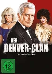 Der Denver-Clan Season 3, 6 DVDs