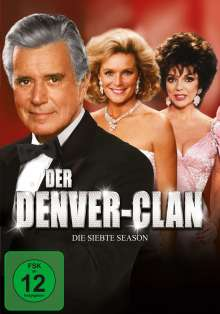 Der Denver-Clan Season 7, 7 DVDs