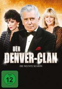 Der Denver-Clan Season 9 (finale Staffel), 6 DVDs