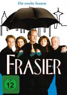 Frasier Season 2, 4 DVDs