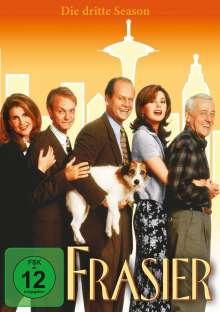Frasier Season 3, 4 DVDs